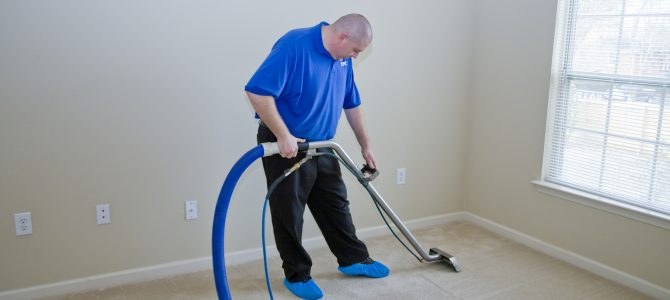 Carpet Cleaning – it has a Number of Benefits